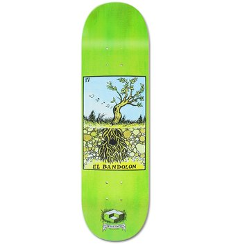"Consolidated Skateboards 8.5"" Consolidated Team El Bandolon Skateboard Deck"