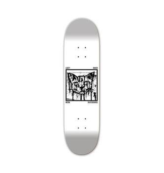 "Meow Skateboards 7.75"" Meow Baker Ink Splat Skateboard Deck"