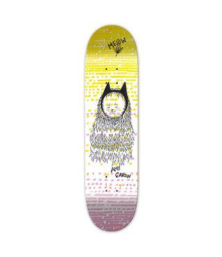 "7.75"" Meow Caron Dress Up Skateboard Deck"