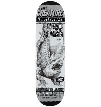 "Creature Skateboards 9"" x 33"" Creature Gravette Tabloid Skateboard Deck"