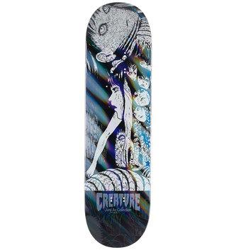 "Creature Skateboards 8.6"" x 32.11"" Creature Junji Revenge Skateboard Deck"