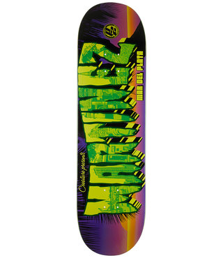 "8.6"" x 32.11"" Creature Martinez Postcard P2 Skateboard Deck"