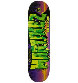 "Creature Skateboards 8.6"" x 32.11"" Creature Martinez Postcard P2 Skateboard Deck"