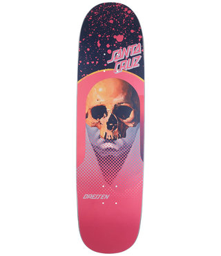 "8.5"" x 31.85"" Cruz Dressen Destroyer Everslick Skateboard Deck"