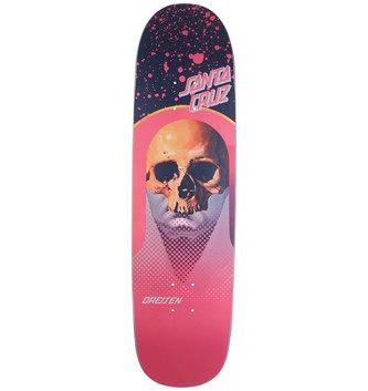 "Santa Cruz Skateboards 8.5"" x 31.85"" Cruz Dressen Destroyer Everslick Skateboard Deck"