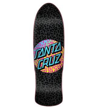 "9.42"" x 31.88"" Cruz Prowl Dot Preissue Skateboard Deck"