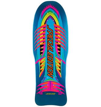 Santa Cruz Skateboards Santa Cruz Special edition fish 10.14x30.29