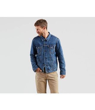 Trucker Denim Jacket - The Shelf
