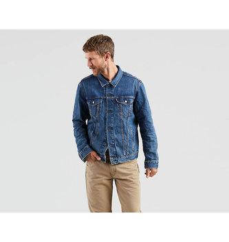 LEVIS Trucker Denim Jacket - The Shelf