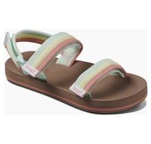 Little Ahi Convertible Kids Sandals - Rainbow