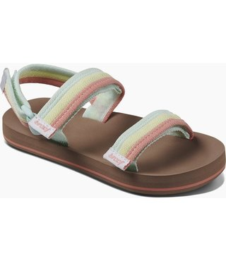 Little Ahi Convertible Kids Sandals - Rainbow