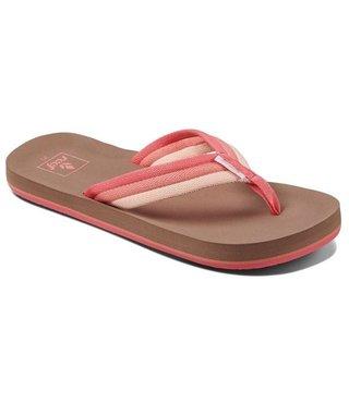 Kids Ahi Beach Sandals - Raspberry