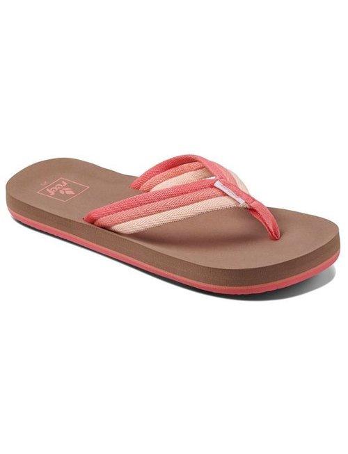 REEF Kids Ahi Beach Sandals - Raspberry