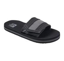 Kids Ahi Slide Sandals - Black