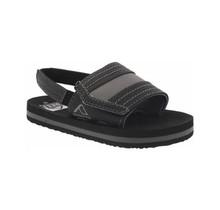 Little Ahi Slide Kids Sandals - Black