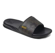 Reef One Slide Men's Sandals - Green Camo