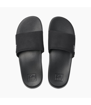 Reef One Slide Men's Sandals - Black