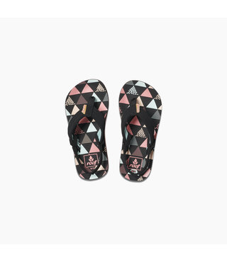 Little Ahi Kids Sandals - Surf Flag