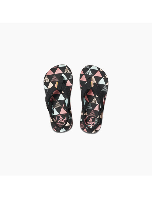 REEF Little Ahi Kids Sandals - Surf Flag