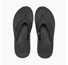 Men's Fanning Sandals - All Black