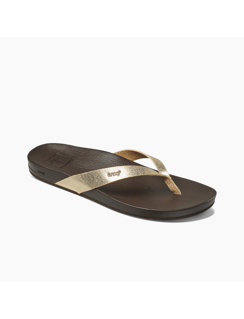 REEF Cushion Bounce Court Women's Sandals - Champagne