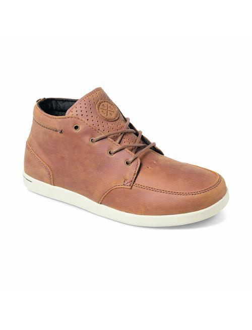 REEF Reef Spiniker Mid NB Men's Shoes - Brown