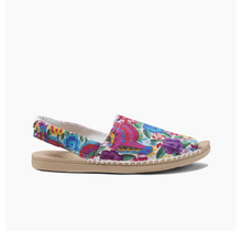 Reef Escape Sling Prints Women's Sandals - Multi Floral