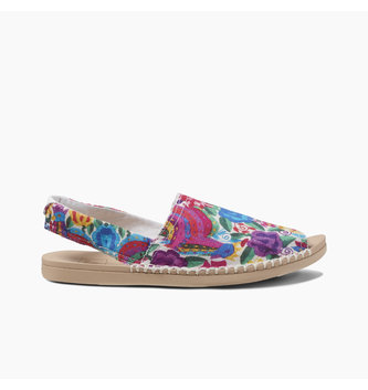 REEF Reef Escape Sling Prints Women's Sandals - Multi Floral