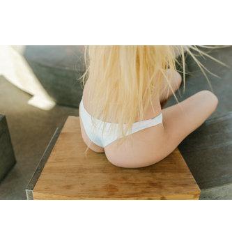 Mai Underwear Mai Everyday Bottom Deluxe - Mint Camo