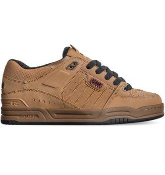 GLOBE FOOTWEAR Globe Fusion Men's Skate Shoes - Tobacco Brown/Gum