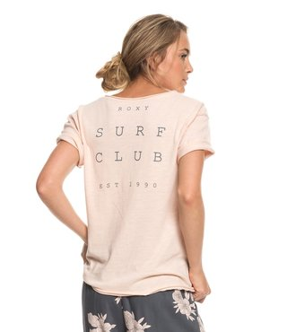 Star Solar B Tee - Cloud Pink