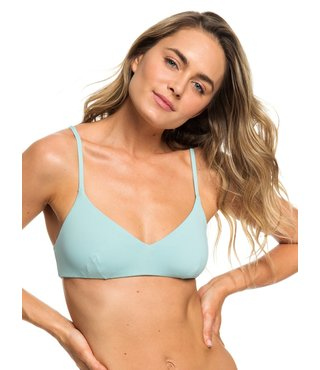 Beach Classics Athletic Triangle Bikini Top/Full Bottom - Aquifer