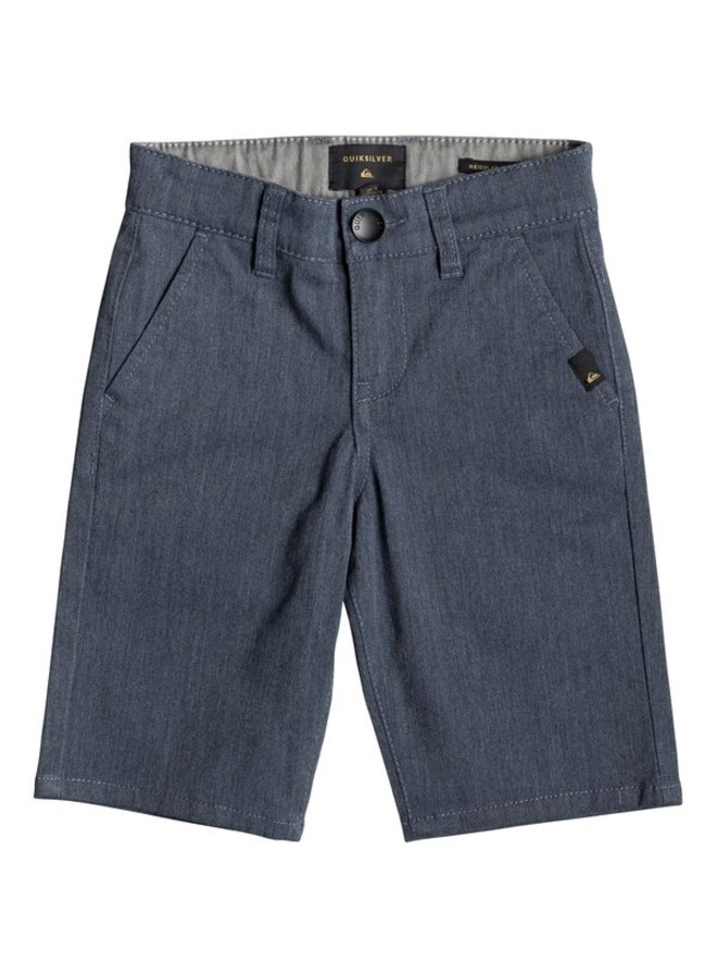 Boys 2-7 Everyday Union Chino Shorts - Navy Blazer Heather