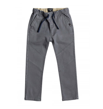QUIKSILVER Boys 2-7 Stare It Cold Slim Fit Pant - Iron Gate