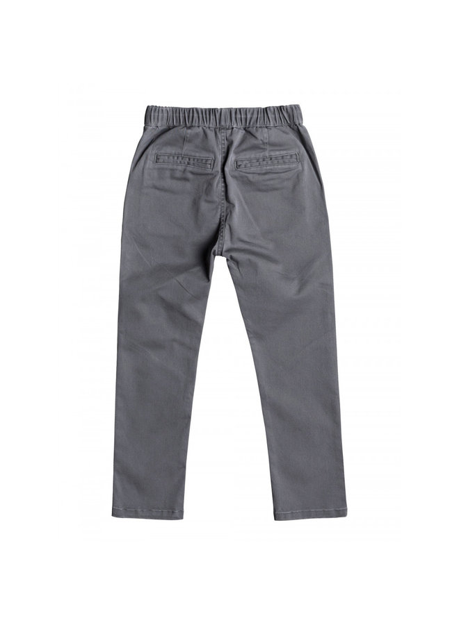 Boys 2-7 Stare It Cold Slim Fit Pant - Iron Gate