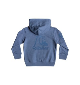 QUIKSILVER Boy's 2-7 Spring Roll Hoodie - Stone Wash