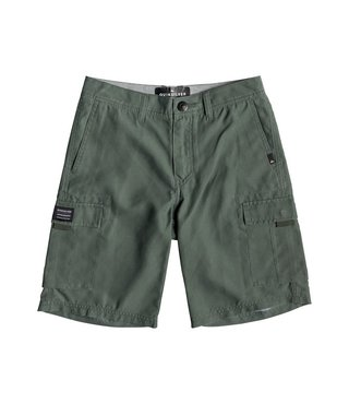 "Boy's 8-16 Rogue Surfwash 18"" Amphibian Boardshorts - Thyme"