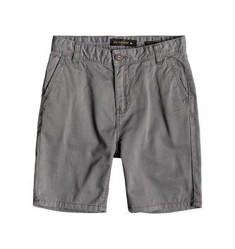 QUIKSILVER Boy's 8-16 Everyday Chino Shorts - Quiet Shade
