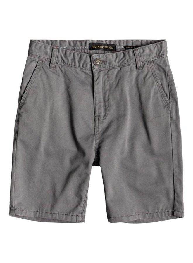 Boy's 8-16 Everyday Chino Shorts - Quiet Shade