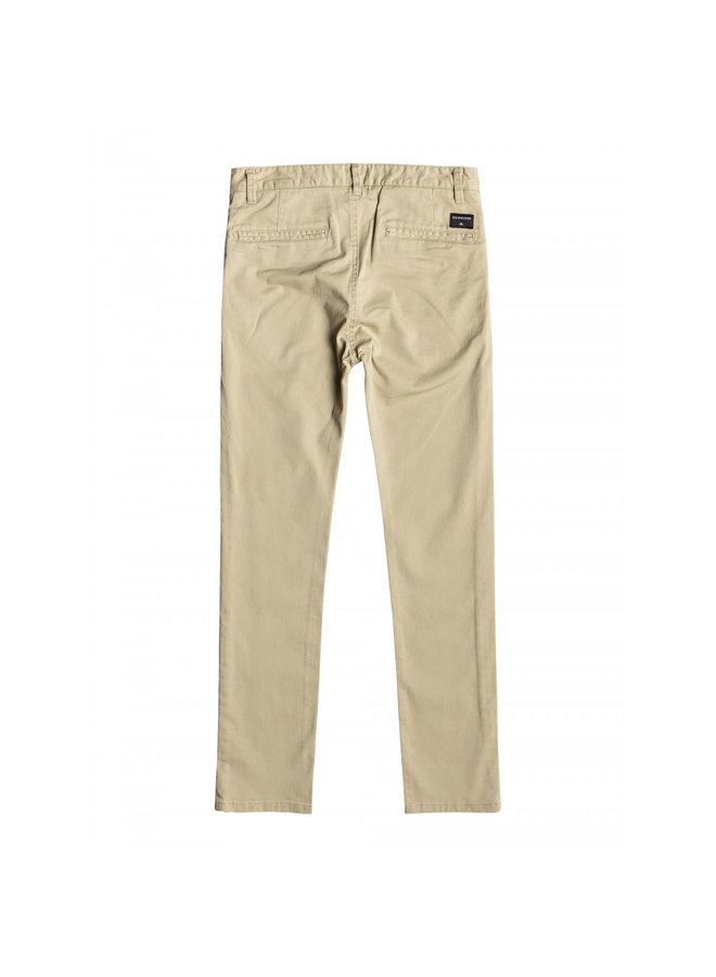 Boys 8-16 Krandy Slim Fit Chino Pant - Plage