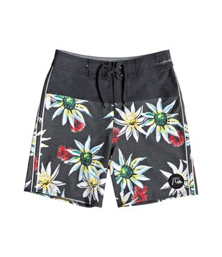 "Boy's 8-16 Highline Devils Tea 17"" Boardshorts - Black"