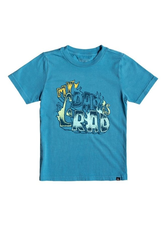 Boy's 2-7 Rad Dad T-Shirt - Southern Ocean