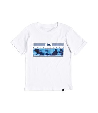 Boy's 2-7 The Jungle Tee - White