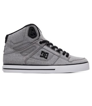 Pure WC TX SE High-Top Shoes - Grey