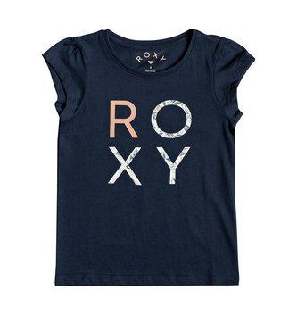 ROXY Girl's 2-6 Moid B Tee - Dress Blues