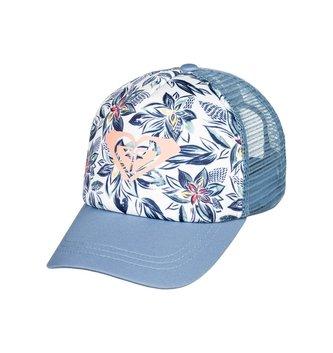 ROXY Girl's 2-6 Sweet Emotions Trucker Hat - Blue