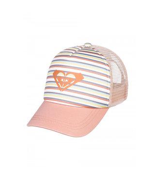 Girl's 2-6 Sweet Emotions Trucker Hat - Pink