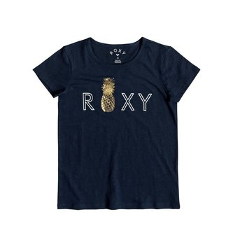ROXY Girl's 7-14 Stars Dont Shine Tee - Dress Blues