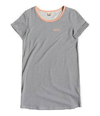 Girl's 7-14 Color Sky A Short Sleeve T-Shirt Dress