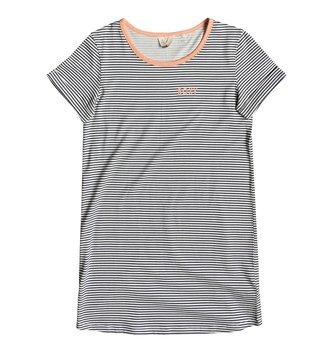 ROXY Girl's 7-14 Color Sky A Short Sleeve T-Shirt Dress